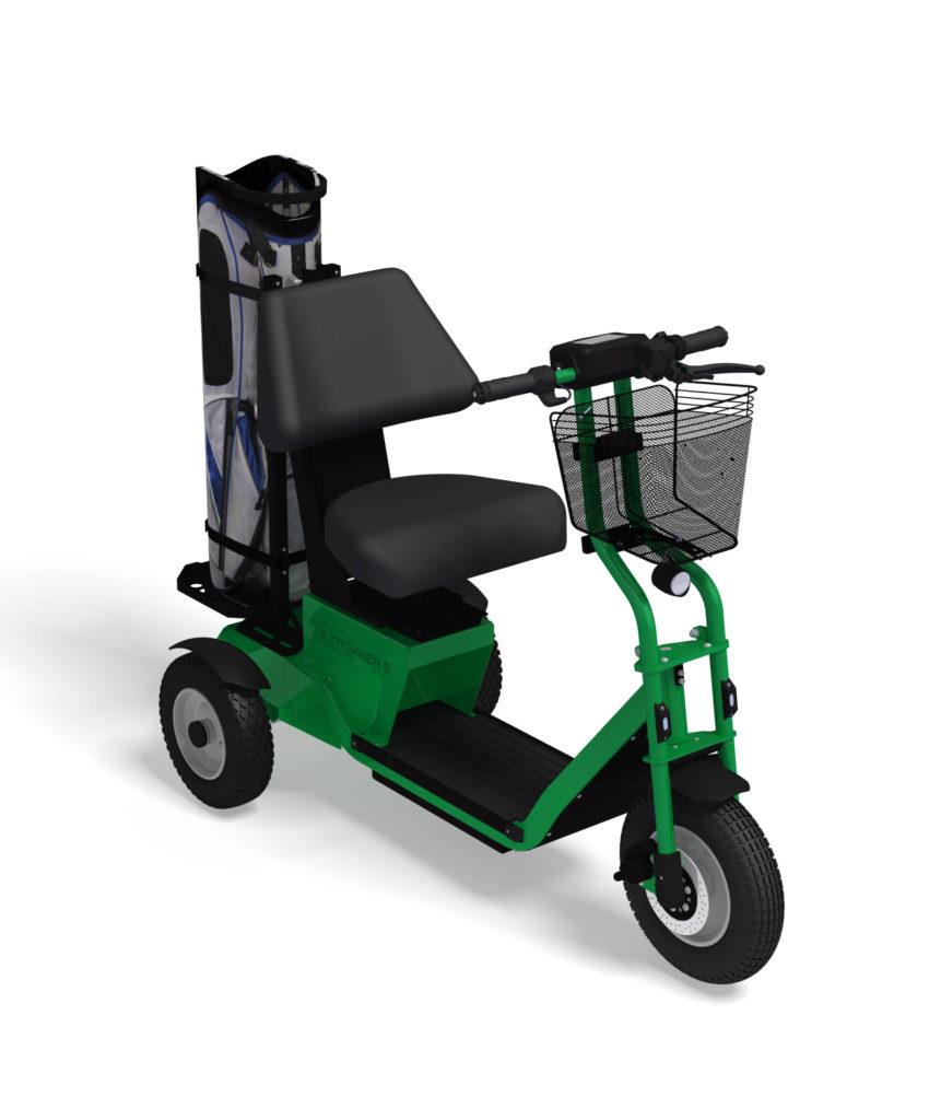 Golf Seat_D